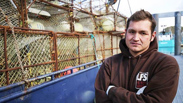 Image of 'Deadliest Catch' cast member, Nick McGlashan